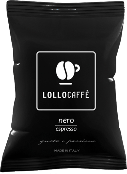 100 capsule Nero compatibili Lavazza Espresso Point