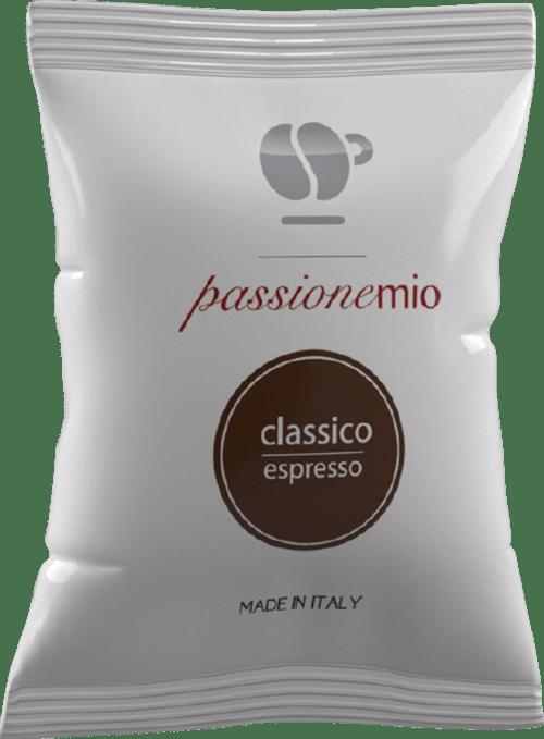 100 capsule Passione Mio Classico compatibili Lavazza A Modo Mio