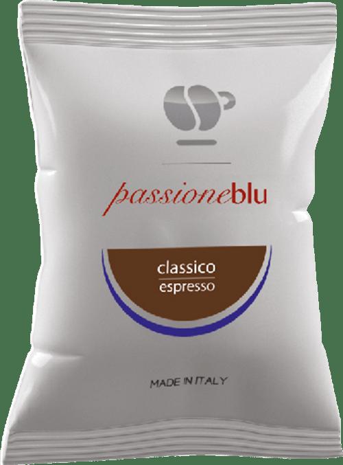 100 capsule PassioneBlu Classico Compatibili Lavazza Blue