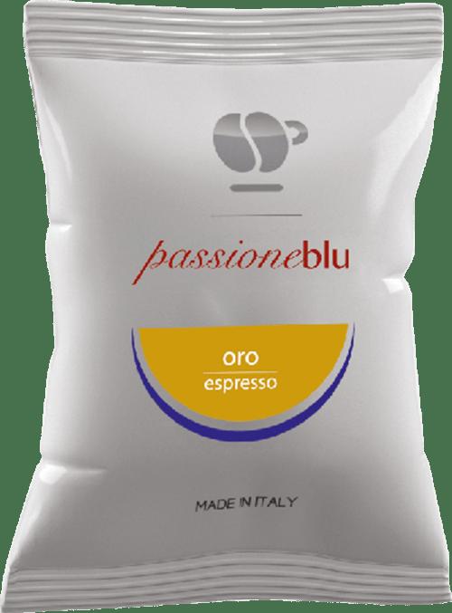 100 capsule PassioneBlu Oro Compatibili Lavazza Blue