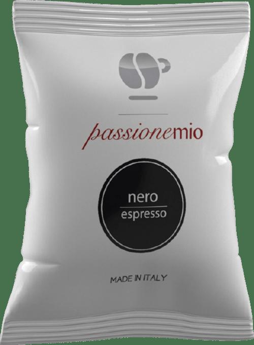30 capsule Passione Mio Nero compatibili Lavazza A Modo Mio
