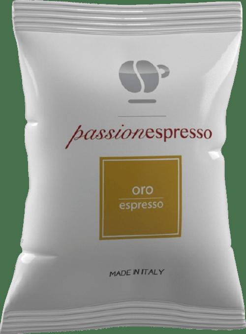 30 capsule PassioNespresso Oro compatibili Nespresso