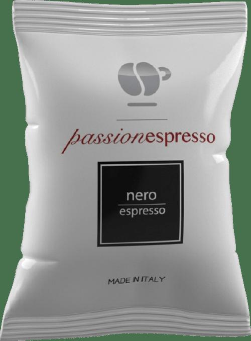 30 capsule PassioNespresso Nero compatibili Nespresso